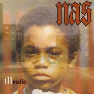 Nas, Illmatic [Clear Vinyl] (LP)