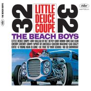 The Beach Boys, Little Deuce Coupe [Mono/Stereo] (CD)