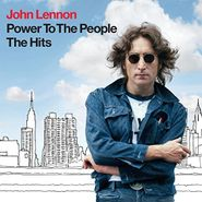 John Lennon, Power To The People: The Hits (CD)
