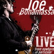 Joe Bonamassa, Live From Nowhere In Particular (CD)