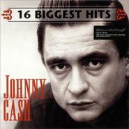 Johnny Cash, 16 Biggest Hits (LP)