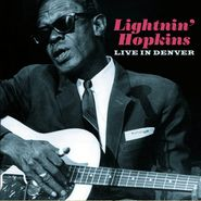 Lightnin' Hopkins, Live In Denver (CD)