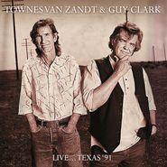 Townes Van Zandt, Live... Texas '91 (CD)