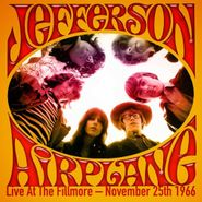 Jefferson Airplane, Live At The Fillmore - November 25th 1966 (CD)
