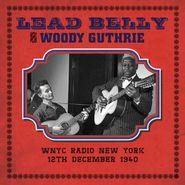 Leadbelly, WNYC Radio New York 12th December 1940 (CD)