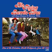 The Flying Burrito Brothers, Live At The Palomino, North Hollywood, June 8th 1969 (CD)