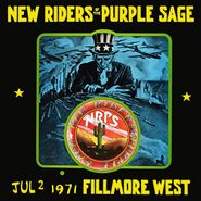 New Riders Of The Purple Sage, Jul 2 1971 Fillmore West (CD)