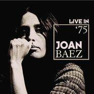 Joan Baez, Live In '75 (CD)
