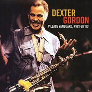 Dexter Gordon, Village Vanguard, NYC Feb '83 (CD)