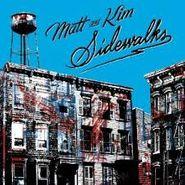 Matt & Kim, Sidewalks (CD)