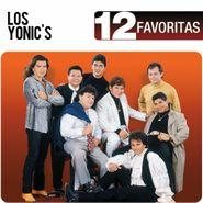 Los Yonics, Los Yonic's 12 Favoritas (CD)