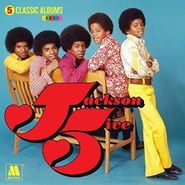 The Jackson 5, 5 Classic Albums (CD)