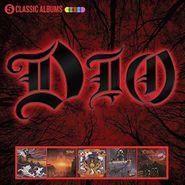 Dio, 5 Classic Albums (CD)
