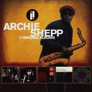 Archie Shepp, 5 Original Albums (CD)