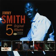 Jimmy Smith, 5 Original Albums (CD)