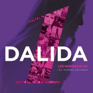 Dalida, Les Numéros Un: Les Années Orlando (LP)