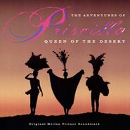 Various Artists, The Adventures Of Priscilla: Queen Of The Desert [OST] [Colored Vinyl] (LP)