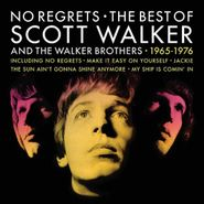Scott Walker, No Regrets: The Best Of Scott Walker & The Walker Brothers 1965-1976 (LP)