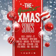Various Artists, The Greatest Xmas Songs [180 Gram Colored Vinyl] (LP)