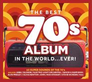 Various Artists, The Best 70s Album In The World...Ever! [Import] (CD)