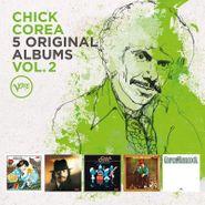 Chick Corea, 5 Original Albums Vol. 2 (CD)