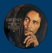 Bob Marley & The Wailers, Legend: The Best Of Bob Marley & The Wailers [Picture Disc] (LP)