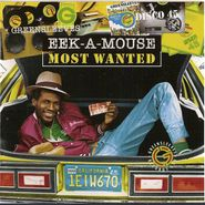 Eek-A-Mouse, Most Wanted (CD)
