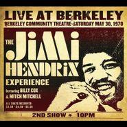 Jimi Hendrix, Live At Berkeley (CD)