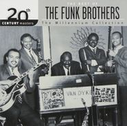 The Funk Brothers, 20th Century Masters - The Millennium Collection: The Best of the Funk Brothers (CD)