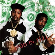 Eric B. & Rakim, Paid In Full (CD)