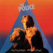 The Police, Zenyatta Mondatta (LP)