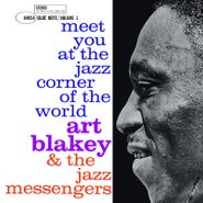 Art Blakey & The Jazz Messengers, Meet You At The Jazz Corner Of The World Vol. 2 (LP)