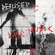 Refused, War Music [White Vinyl] (LP)