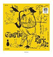 Charlie Parker, The Magnificent Charlie Parker [Black Friday Yellow Vinyl] (LP)