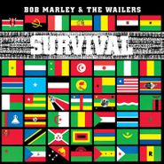 Bob Marley & The Wailers, Survival [180 Gram Clear Vinyl] (LP)