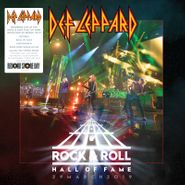 Def Leppard, Rock & Roll Hall Of Fame, 29 March 2019 [Record Store Day] (LP)