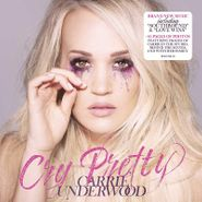 Carrie Underwood, Cry Pretty [Picture Book] (CD)