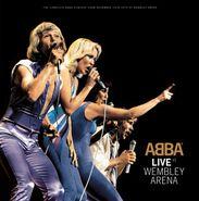 ABBA, Live At Wembley Arena (LP)