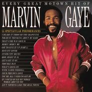 Marvin Gaye, Every Great Motown Hit Of Marvin Gaye (LP)