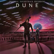 Toto, Dune [OST] [Record Store Day Colored Vinyl] [NOTE: ALL COPIES HAVE CORNER DINGS]  (LP)