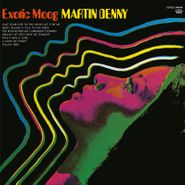Martin Denny, Exotic Moog [Record Store Day Colored Vinyl] (LP)