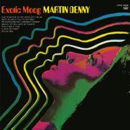 Martin Denny, Exotic Moog [Record Store Day Orange Vinyl] (LP)
