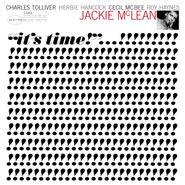 Jackie McLean, It's Time! [180 Gram Vinyl] (LP)