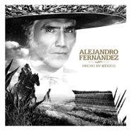 Alejandro Fernández, Hecho En México (CD)