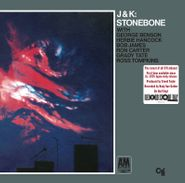 J.J. Johnson, Stonebone [Record Store Day Red Vinyl] (LP)