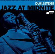 Charlie Parker, Jazz At Midnite [Record Store Day Blue Vinyl] (LP)