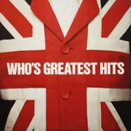 The Who, Who's Greatest Hits [Red Vinyl] (LP)