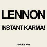 "John Lennon, Instant Karma! [2020 Ultimate Mixes] [Record Store Day] (7"")"