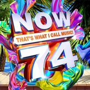 Various Artists, Now That's What I Call Music! 74 [Orange Vinyl] (LP)