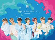 BTS, Map Of The Soul 7: The Journey [Version B] (CD)